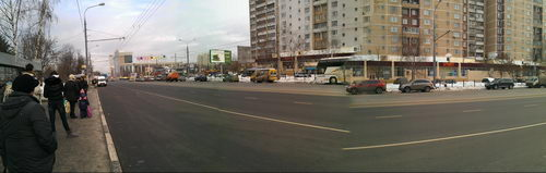 htc titan panorama