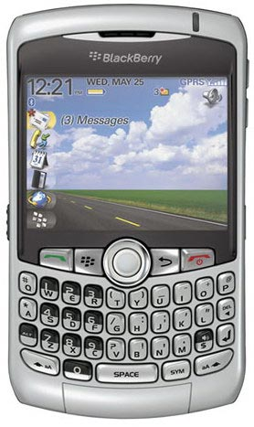 BlackBerry Curve (BlackBerry 8300 Daytona)
