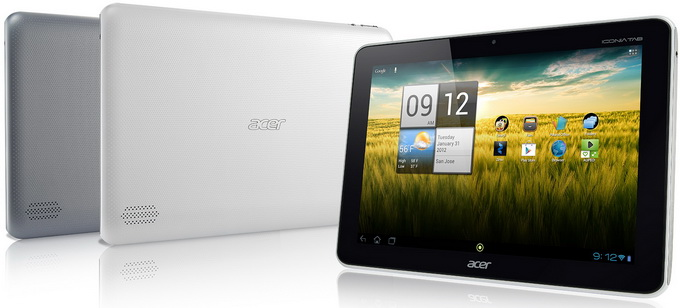 Обзор Acer Iconia Tab A211