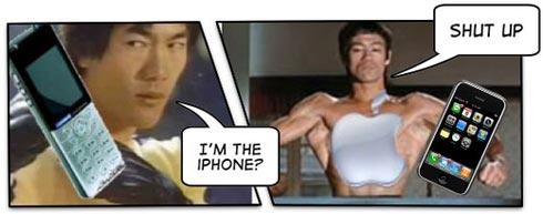 Cisco Systems и Apple. iPhone - это я!