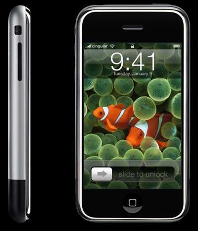 Обои и заставки для Apple iPhone