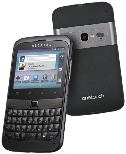 Обзор Alcatel One Touch 916D