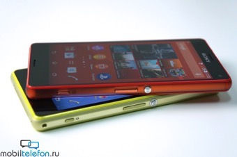 ��������������� ����� Sony Xperia Z3 Compact
