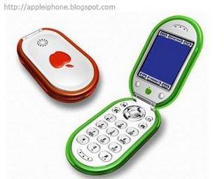 Концепт телефона от Apple