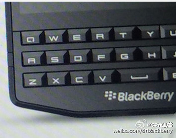 BlackBerry Oslo, Slider и P'9984 на фото
