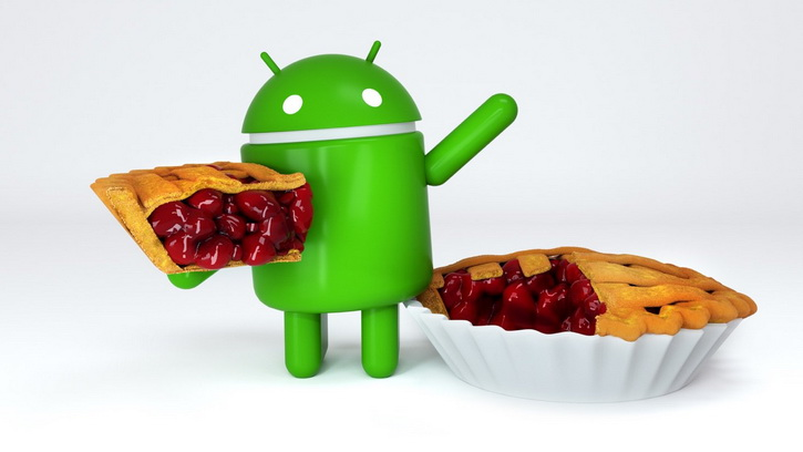 Android 9 Pie представлен официально