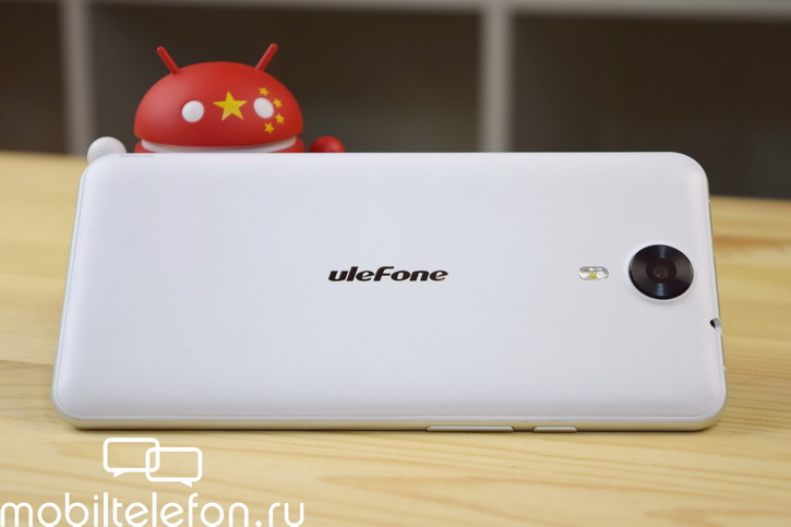 Обзор Ulefone Be Touch 2