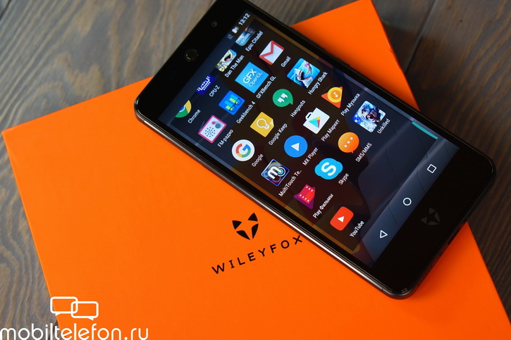 Обзор Wileyfox Swift 2 Plus