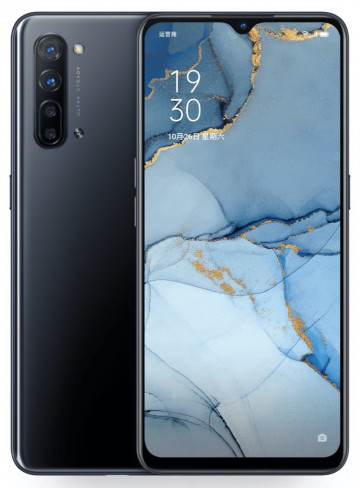 Анонс OPPO Reno 3 – первый смартфон на MediaTek Dimensity 1000L