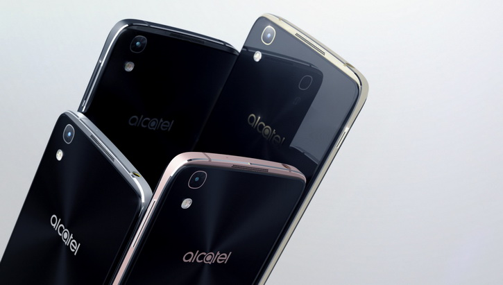 ����� Alcatel Idol 4 � 4S � �������� ������� � Hi-Fi-������ � Boom Key