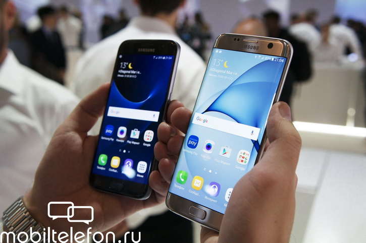 ����� Samsung Galaxy S7 � S7 edge