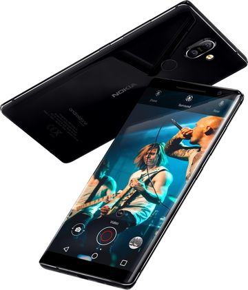 Анонс Nokia 8 Sirocco: изогнутый флагман на Android One