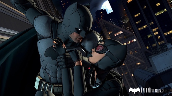 Telltale Batman Series