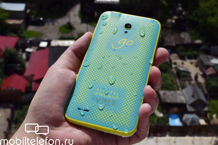 бзор Alcatel OneTouch Go Play