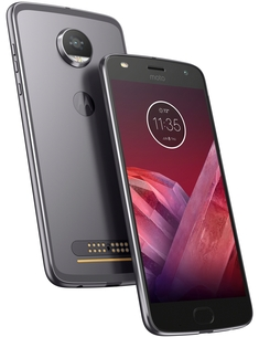 Announcement of the Moto Z2 Play: thinner, lighter, modular