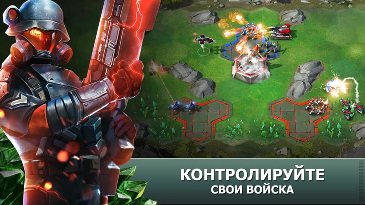 Command and Conquer: Rivals анонсирована для Android и iOS