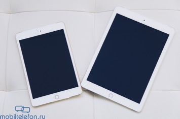 Обзор Apple iPad mini 4