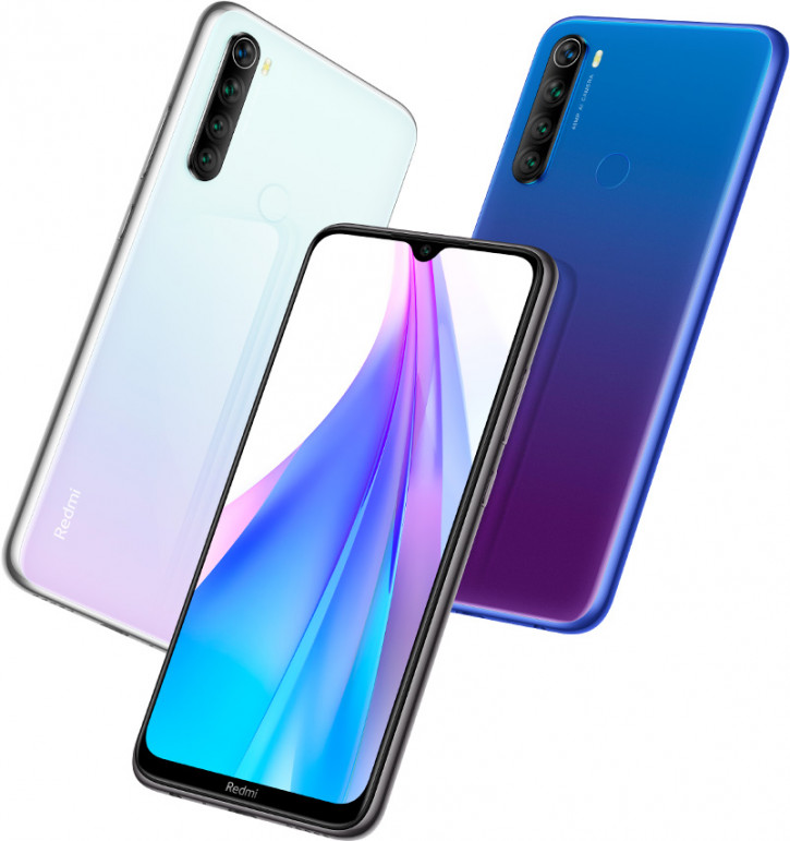 Redmi Note 8T press