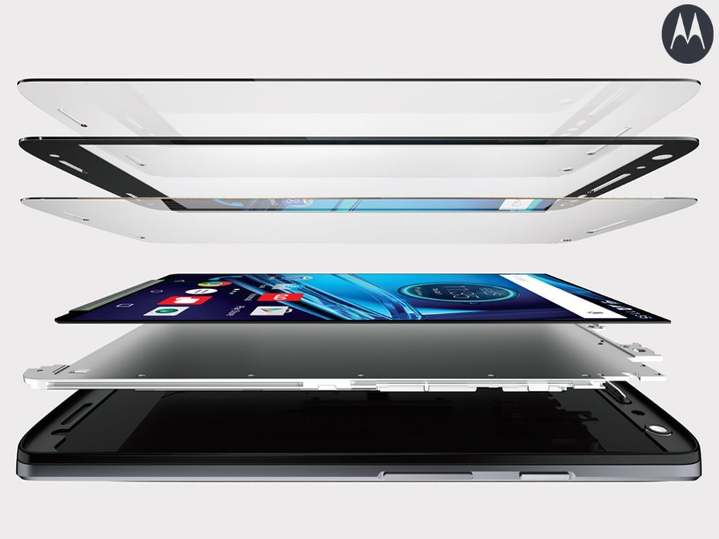 ����� Motorola Droid Turbo 2 � ��������������� �������, Snapdragon 810