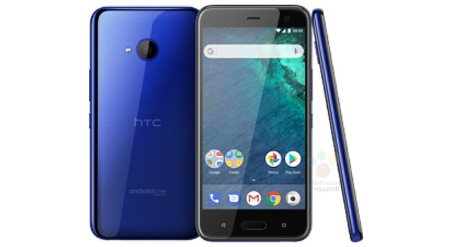 Рендер, характеристики и цена HTC U11 Life (Android One)