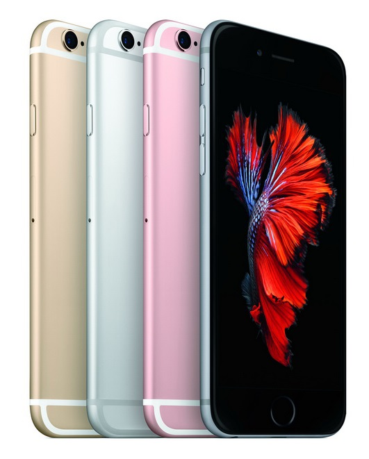 Анонс iPhone 6S и iPhone 6S Plus -