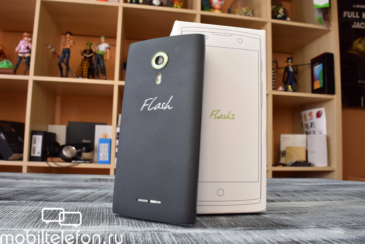 Обзор Alcatel Flash 2