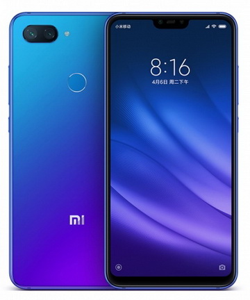 Анонс Mi 8 Youth Edition